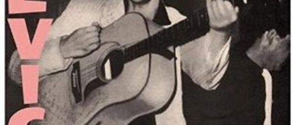 Elvis Presley - White Vinyl 2021 Reissue.