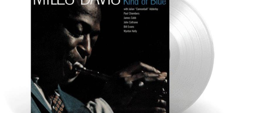 Miles Davis - Kind of Blue (Clear Vinyl)
