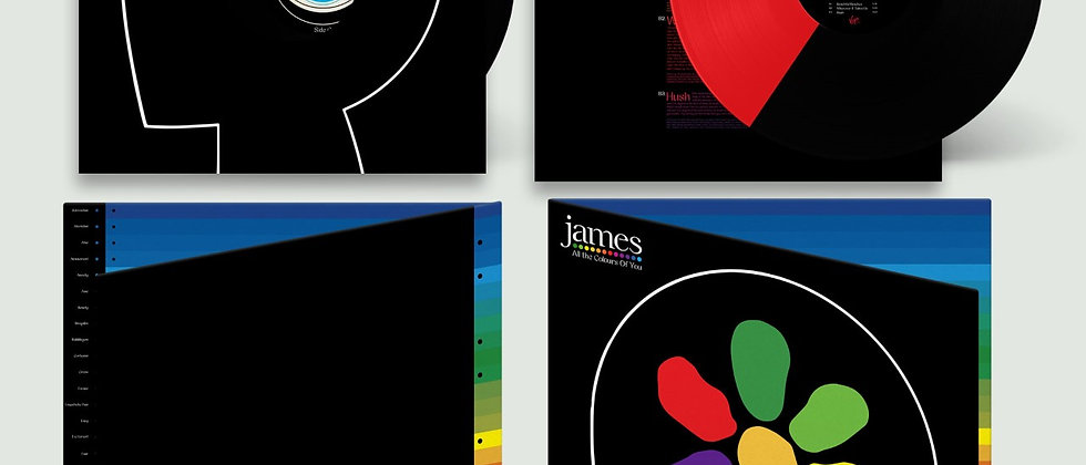 James - All The Colours Of You (Indie Only Release)