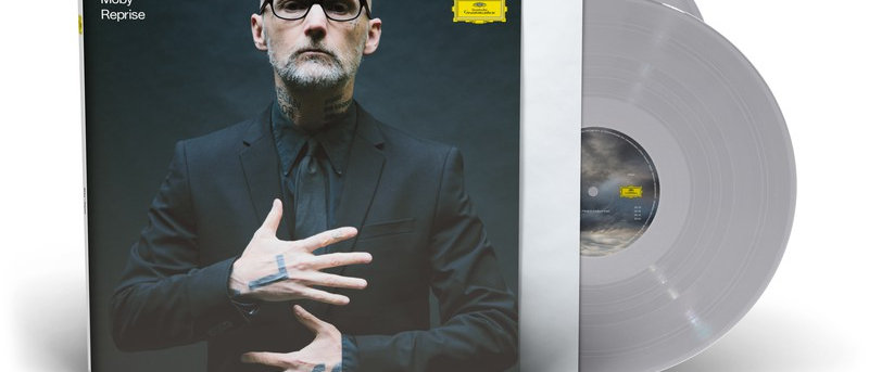 Moby - Reprise (Indie Only Grey Vinyl)