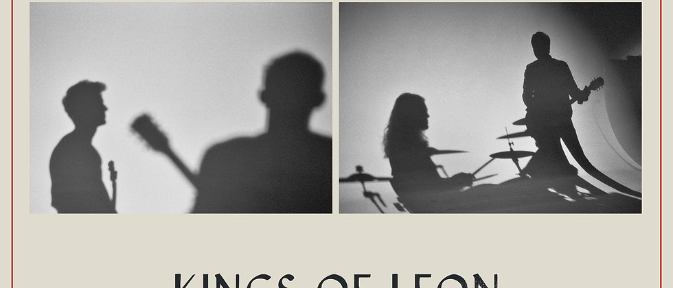 Kings Of Leon - When you see yourself. (Indie Only Cream Vinyl)