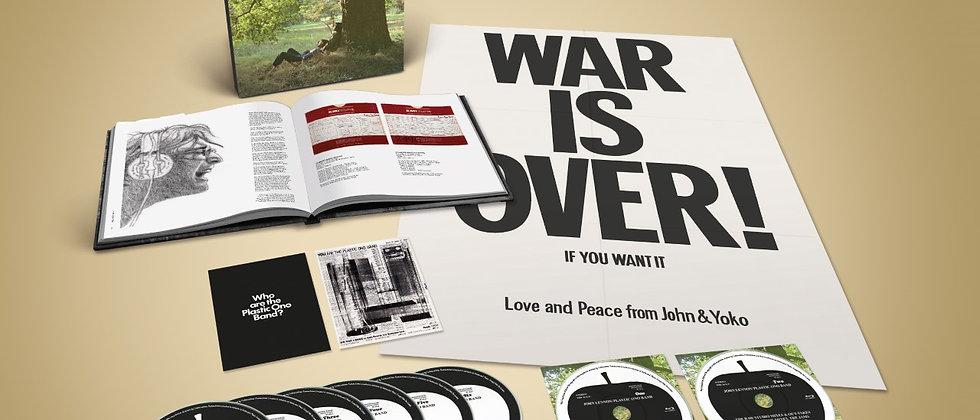 John Lennon - Plastic Ono Band ( The CD/ Blu Ray Deluxe Boxset)