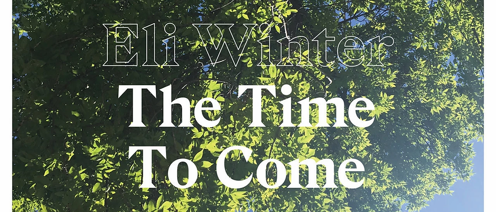 Eli Winter - The Time To Come