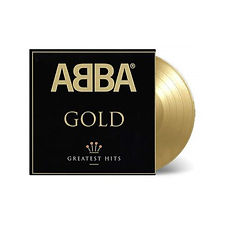 ABBA - GOLD (2021 Gold Vinyl Repress)