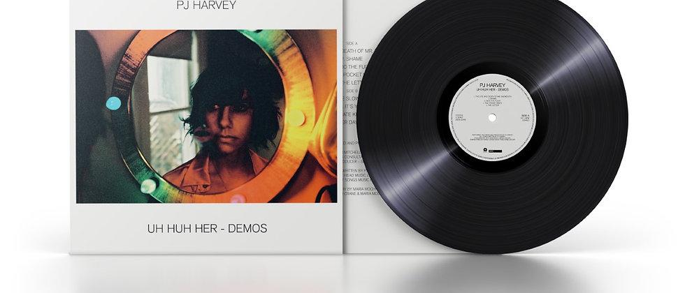 PJ Harvey - Uh Huh Her - Demo issue of 6th studio album