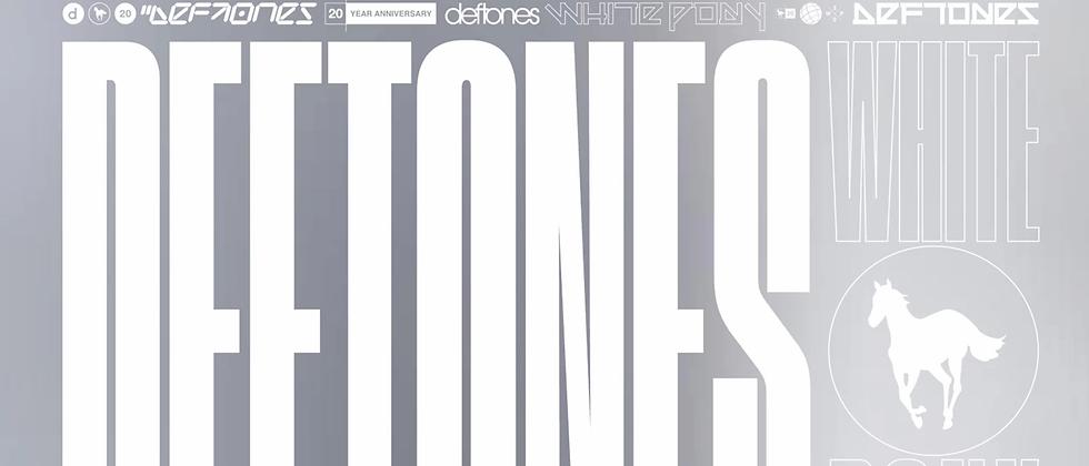 Deftones - White Pony (20th Anniversary Deluxe edit)
