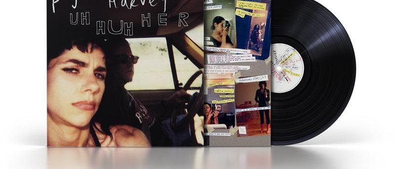 PJ Harvey - Uh Huh Her - Reissue of 6 studio album