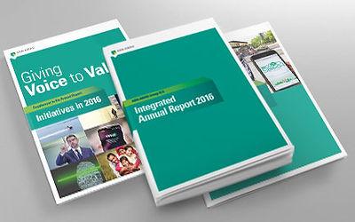 Печать годовых отчётов