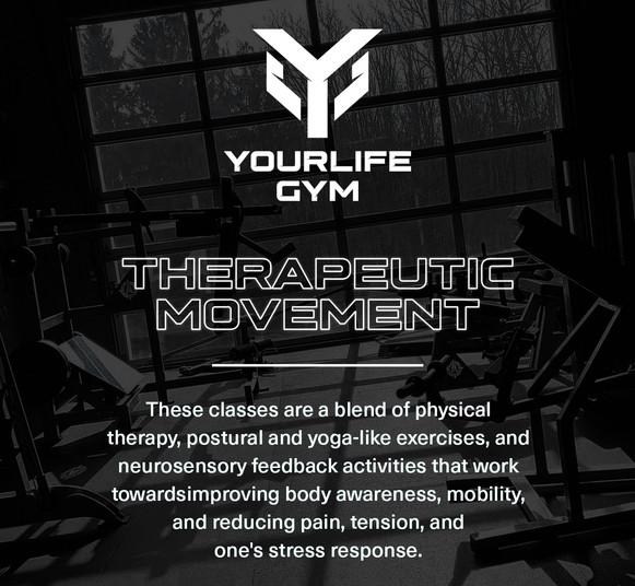 Therapeutic Movement