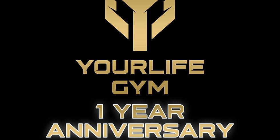 YourLife 1 Year Anniversary Event