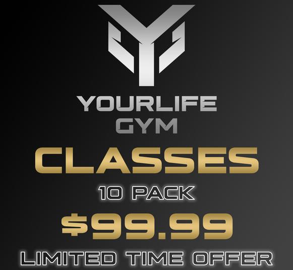 Classes offer