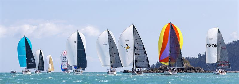 "The ""weapon"", Romanza (Rapido 60), will be there at tomorrow's opening day of Hamilton Island Race Week in Australia."