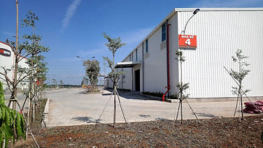 Triac Composites' new factory in HCMC, Vietnam