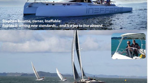 """Rapido is the future of sailing"", says owner"