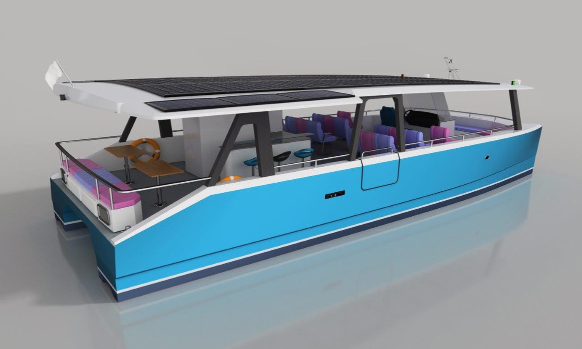 Rapido Catamarans' RC12