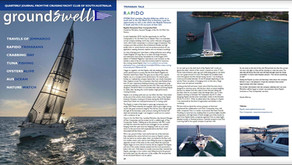 Cruising Yacht Club of South Australia visits Rapido Trimarans