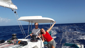 "Sailing ""Ineffable"" across the Atlantic Ocean to the Caribbean, Pt II"