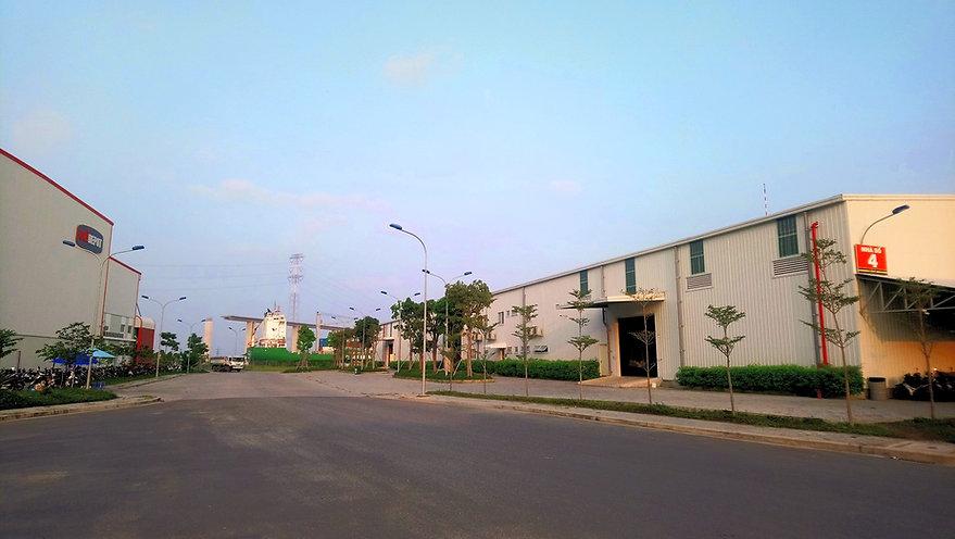 Triac Composites, Nha Be District, HCMC, Vietnam