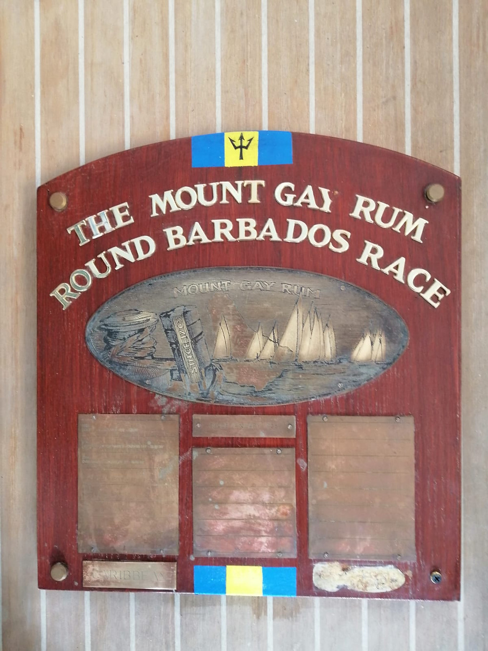 The spoils of victory go to Ineffable: Round Barbados Race 2019.
