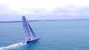 Media Release: Three hulls create a milestone for Hamilton Island Race Week 2018