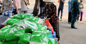 Funding food for needy during Covid-19
