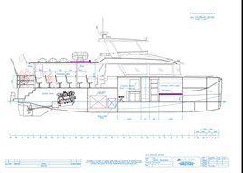 Rapido Catamarans' RC17 (Commercial)