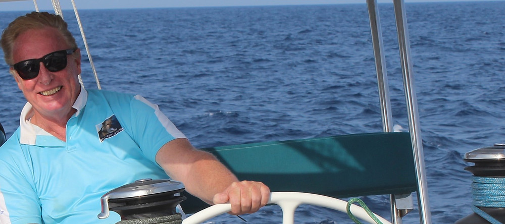 Stephen Bourne, owner of Ineffable, writes on their crossing of the Atlantic Ocean aboard Ineffable.