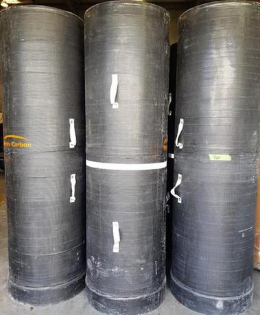 1, Ventilation tubes, Carbon Tech Mining
