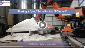 Video: Outsource production of your plugs and moulds
