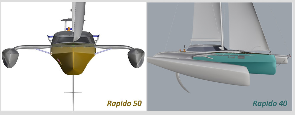 The Rapido 50 and Rapido 40 are coming!
