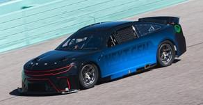 NASCAR demonstrate benefits of composites