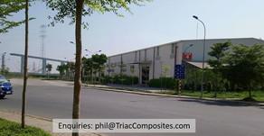 Triac Composites returns to work after TET Lunar New Year 2020