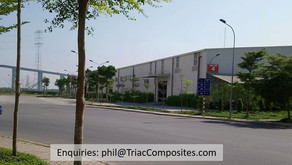 Triac Composites returns to work after TET Lunar New Year 2020
