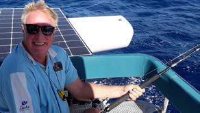 "Sailing ""Ineffable"" across the Atlantic Ocean to the Caribbean, Pt I"