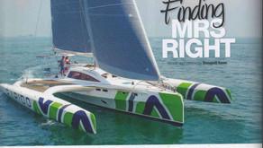 """""""Finding Mrs Right"""" as Romanza prepares for two regattas in Australia"""