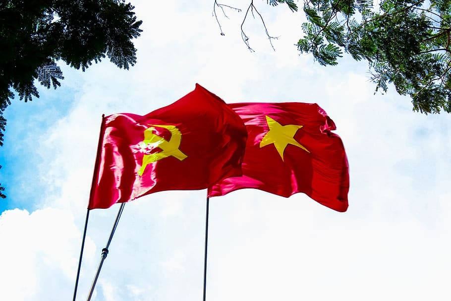 Public holidays in Vietnam: 30 April and 1 May.