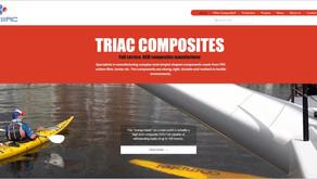 Triac Composites launches new website