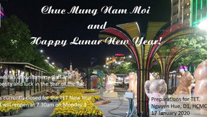 Tet Lunar New Year of the Rat