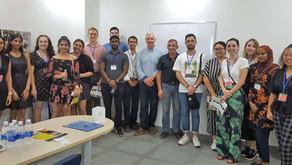 Queensland University of Technology delegation visits Triac Composites