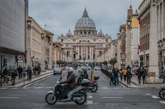 Rome latest city to announce diesel vehicle ban