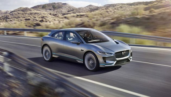Jaguar I-Pace wins World Car of the Year 2019 award