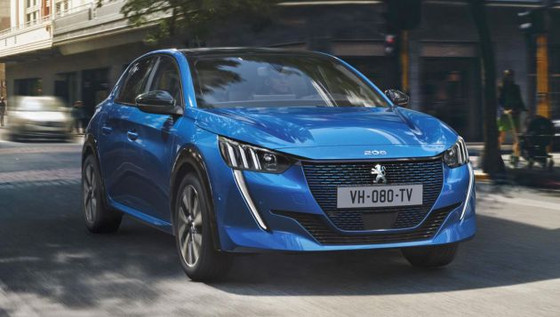 New electric Peugeot e-208 revealed with 211-mile range