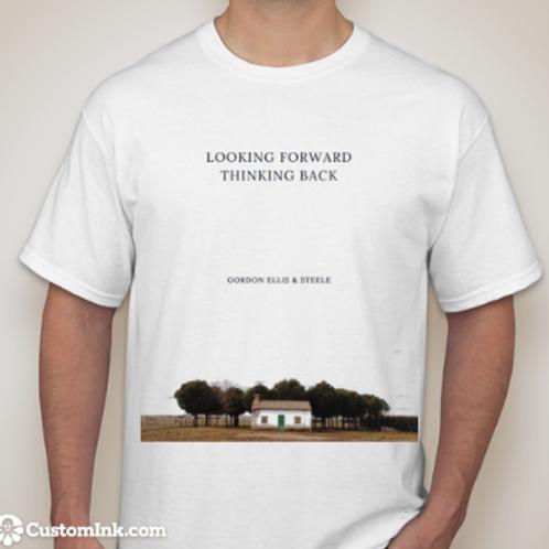 Looking Forward Thinking Back Tee Shirt