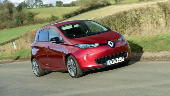 Renault commits 1bn euros to EV's