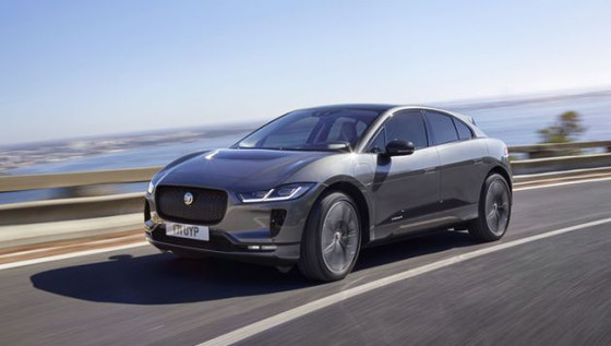 Jaguar I-Pace takes Auto Express award