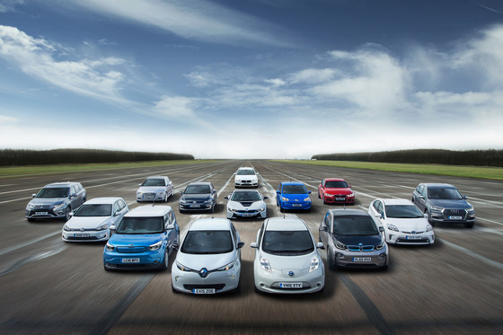 March sees record month for plug-in car sales