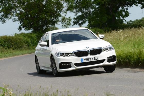 BMW 530e to form basis for new prestige medium-term rental fleet
