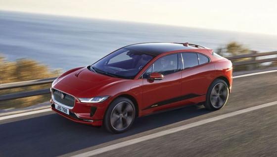 Jaguar I-Pace launched
