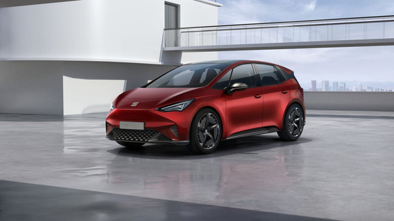SEAT reveals their first fully electric family car