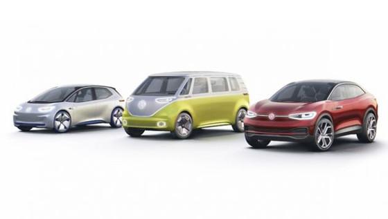VW Group steps up EV plans